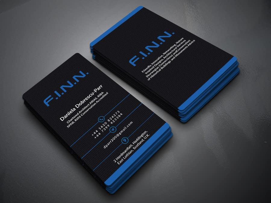Kilpailutyö #20 kilpailussa Design Business Card for an ARCHITECT.