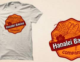 #33 para Design a T-Shirt for Bakery in Hawaii por Christina850