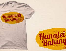 #46 for Design a T-Shirt for Bakery in Hawaii by Christina850