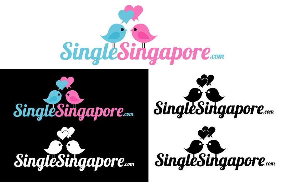 Inscrição nº 78 do Concurso para Design a Logo for Online Dating Website