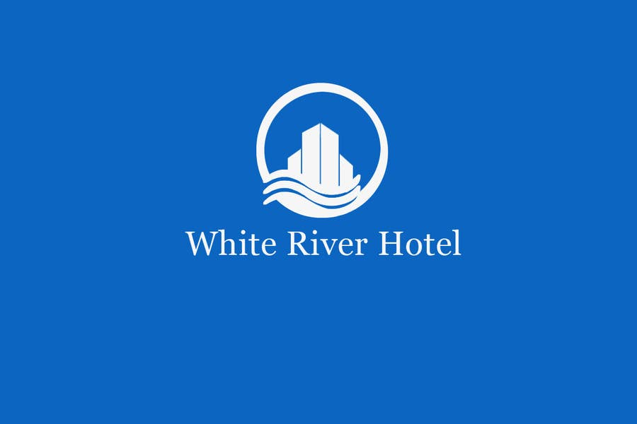 #46 for Design a Logo for White River Hotel. by tasneemdawoud