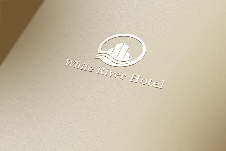 #47 for Design a Logo for White River Hotel. by tasneemdawoud