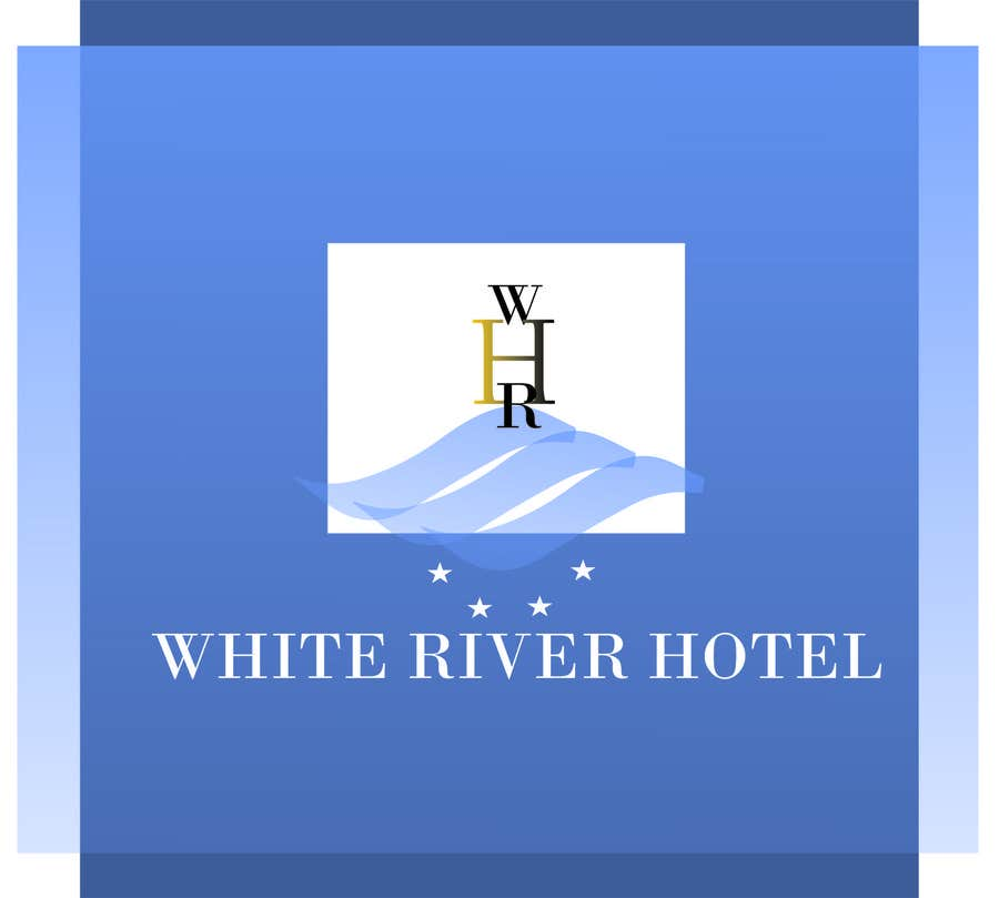 #64 for Design a Logo for White River Hotel. by VikiFil