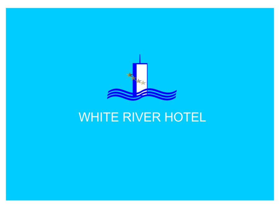 #66 for Design a Logo for White River Hotel. by VikiFil