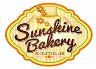 Graphic Design Inscrição do Concurso Nº101 para Logo Design for Sunshine Bakery Boutique a new bakery I am opening.