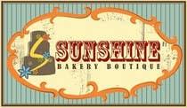 "Graphic Design Intrarea #240 pentru concursul ""Logo Design for Sunshine Bakery Boutique a new bakery I am opening."""