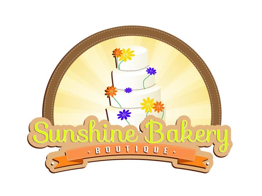 Inscrição nº 363 do Concurso para Logo Design for Sunshine Bakery Boutique a new bakery I am opening.