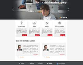 nº 10 pour Create a professional Basic Layout for a new Webpage - CSS & Responsive Design par patrickjjs