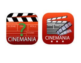 nº 13 pour Design an Icon for iOS Movie quiz game par Ekaterina5