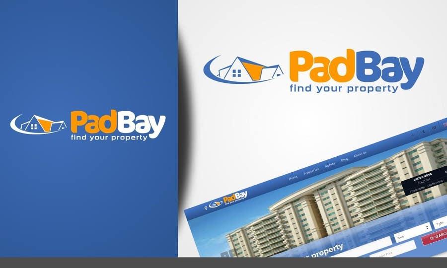 #180 for Logo Design for PadBay by FlexKreative
