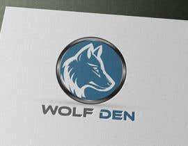 nproduce tarafından Wolf Den Logo design için no 50