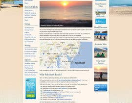 nº 1 pour Travel/Beach Website Needs A New Look par unguryanu