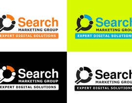#155 pentru Logo Design for Search Marketing Group P/L de către Tepom