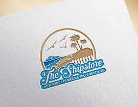 eddesignswork tarafından The Shipstore at Sunset Cay için no 56
