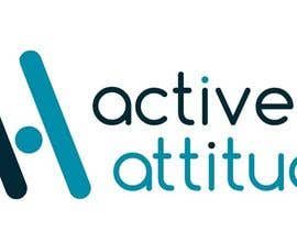 #205 for Design a Logo for Active Attitude by Uspeh