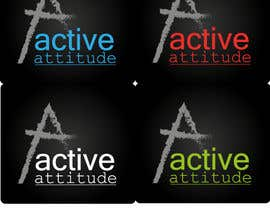 #83 para Design a Logo for Active Attitude por luisantos45
