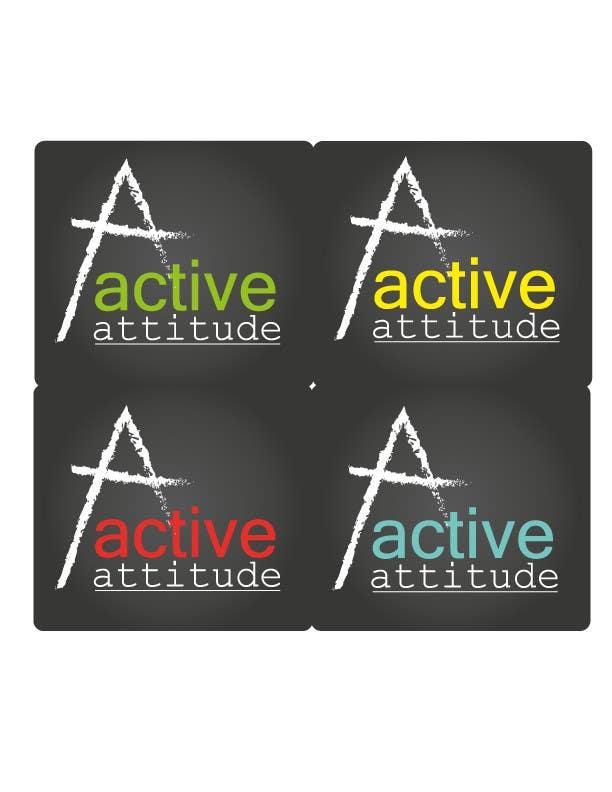 Inscrição nº 188 do Concurso para Design a Logo for Active Attitude