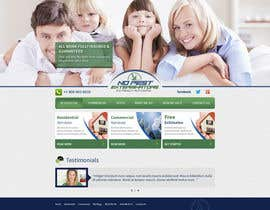 #1 cho Build a Website/Splash page for No Pest Exterminators Inc. bởi tania06