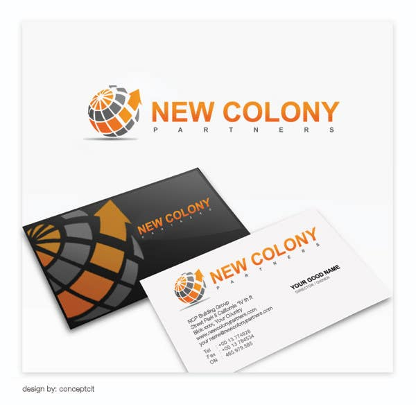 Proposition n°155 du concours Design a Logo for New Colony Partners