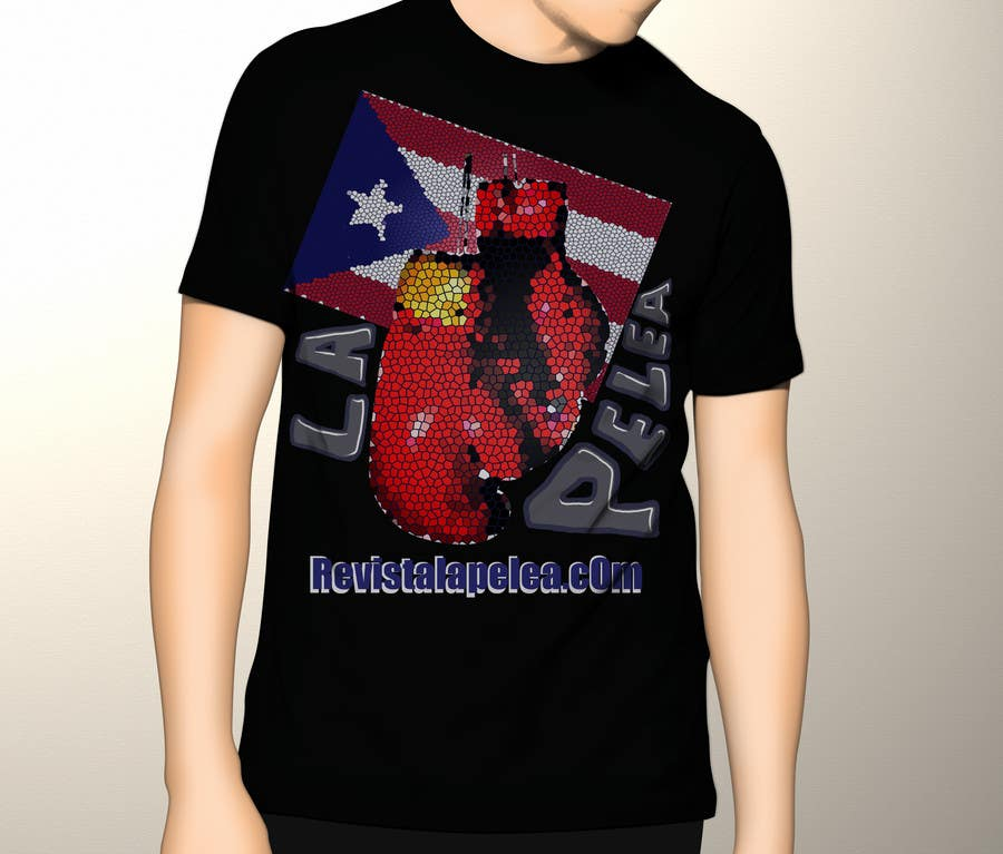 #9 for Design a T-Shirt for a digital magazine website by raul0724