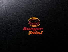 Nro 47 kilpailuun Design a simple minimalist-ish logo for a burger joint käyttäjältä sunlititltd