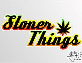 #7 for Design a Logo for Stoner logo for shirt brand af milanche021ns