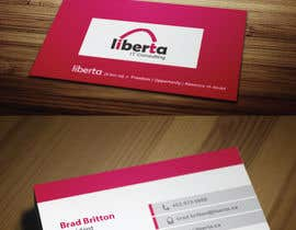 nº 15 pour Design some Business Cards for My IT Company par kazierfan
