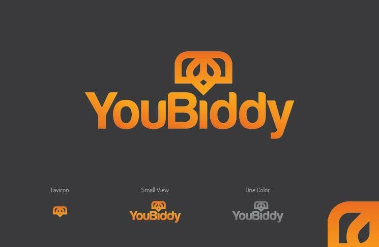 #18 for Design a Logo for new web site YouBiddy by shahriarlancer