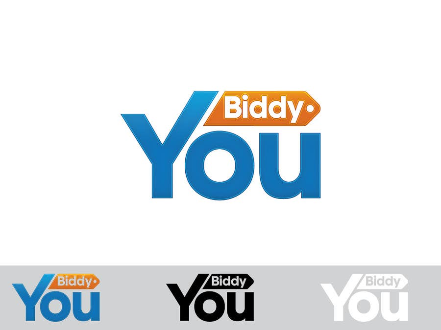 #27 for Design a Logo for new web site YouBiddy by winarto2012