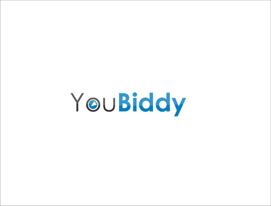 #68 for Design a Logo for new web site YouBiddy by creatvideas
