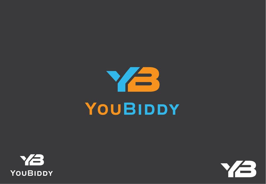 #36 for Design a Logo for new web site YouBiddy by graphicexpart