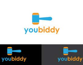 #10 para Design a Logo for new web site YouBiddy por kazierfan