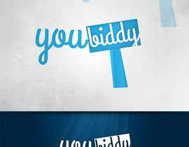 #8 para Design a Logo for new web site YouBiddy por manuel0827