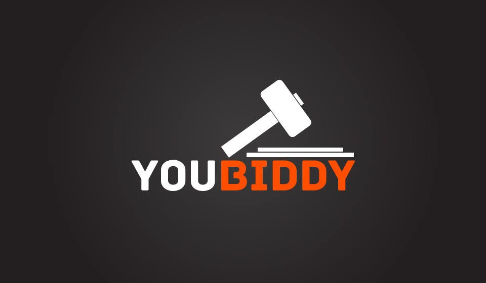 #45 for Design a Logo for new web site YouBiddy by ali986