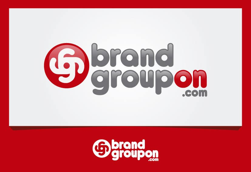 #9 for Design a Logo for Brand-Groupon.Com by giriza