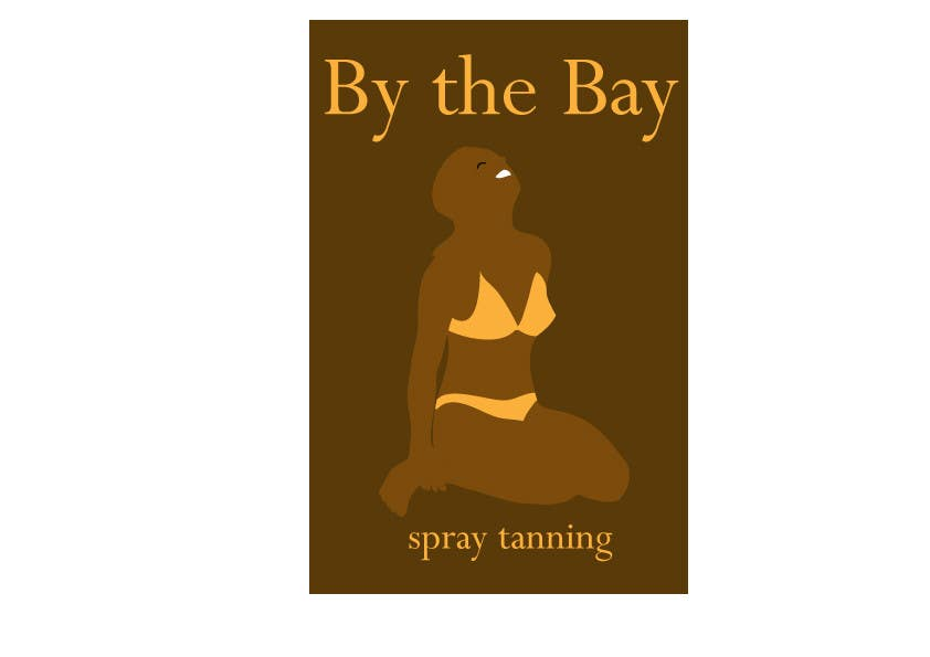 #19 for Design a Logo for SPRAY TANNING by giulia65