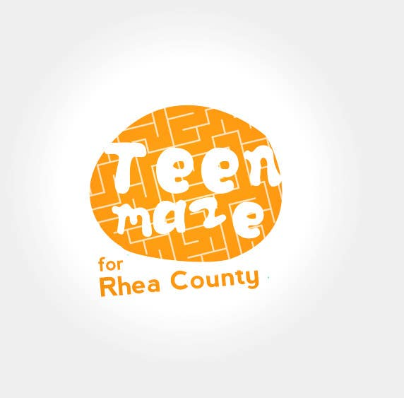 #40 for Design a Logo for Teen Talk / Teen Maze of Rhea County by Casiopea