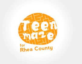 #40 for Design a Logo for Teen Talk / Teen Maze of Rhea County af Casiopea