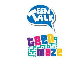 #10 for Design a Logo for Teen Talk / Teen Maze of Rhea County af manuel0827