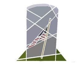 Nro 41 kilpailuun Create Memorial Day Themed Stain-Glass Art käyttäjältä Batlatif