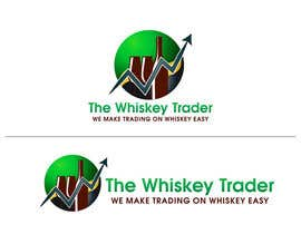 #42 for Design a Logo for The Whiskey Trader af zswnetworks