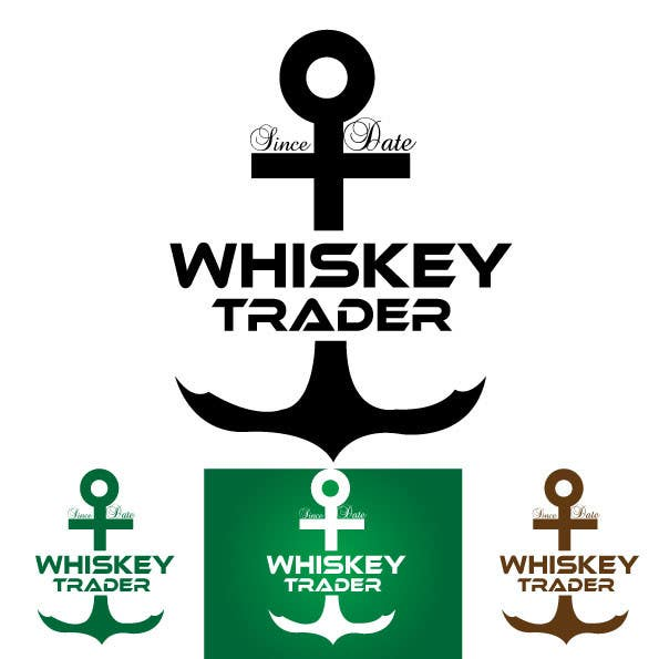 #34 for Design a Logo for The Whiskey Trader by Mubeen786