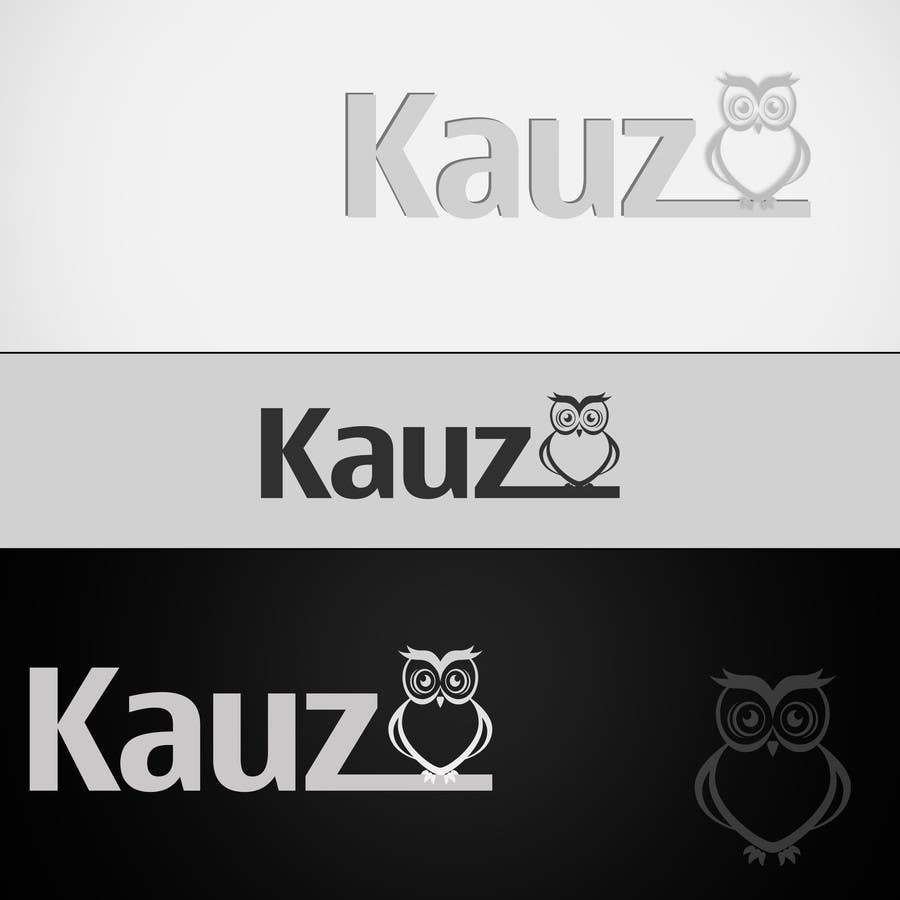 #268 for Design a Logo with an Owl by tanasalexandru