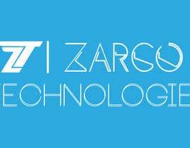 Nro 152 kilpailuun Logo and banners for Zarco Technologies käyttäjältä AliAbbas337