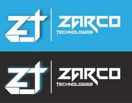 Nro 135 kilpailuun Logo and banners for Zarco Technologies käyttäjältä andreymatsak