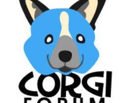 Nro 12 kilpailuun Logo for a Dog's Forum käyttäjältä DJMK