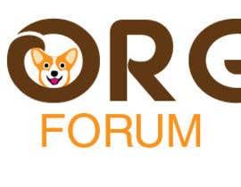 Nro 40 kilpailuun Logo for a Dog's Forum käyttäjältä designfreakz
