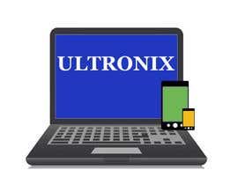 Nro 75 kilpailuun Business Logo design for Ultronix käyttäjältä varshali