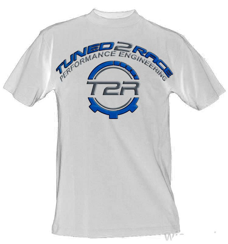 #10 for Design a T-Shirt for Tuned2Race by moun06