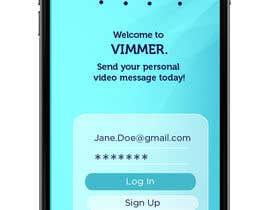 Nro 15 kilpailuun Design an App Mockup käyttäjältä zenvrv